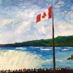 Canada Day Celebration art show