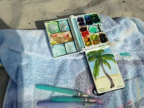 Introduction to Watercolor Painting